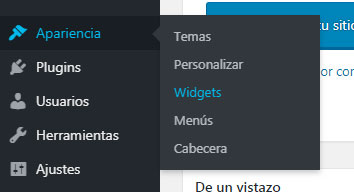Personalizar Widget en Jetpack